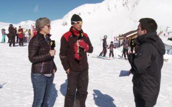 L'égalité en question (épisode 2 sur 5): un homme et une femme posent leur regard sur l'univers du ski