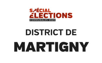 Résultats district de Martigny