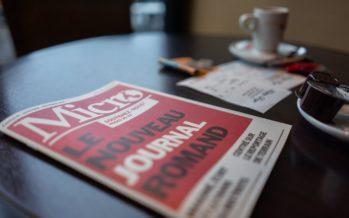 «Micro», le petit journal qui veut remplacer «Le Matin» à l'heure du café, lance un financement participatif