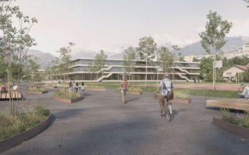 Nouveau collège à Sion: un établissement à la hauteur des enjeux futurs, qui accueillera les étudiants dès la rentrée 2024