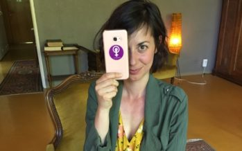 Comédienne engagée, Pauline Epiney place le féminisme au centre de ses préoccupations