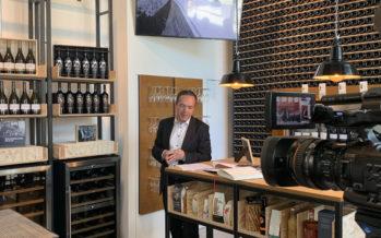 Concept-store urbain: Provins amène la culture de l'apéro au cœur de la ville de Zurich
