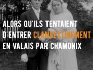 Réfugiés de la 2e guerre mondiale, en Valais