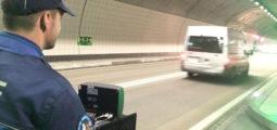 Des excès de vitesse majeurs ces derniers jours en Valais