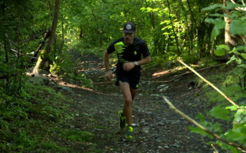 Mathieu Lambert: 3 ultra-trails après un AVC