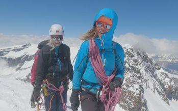 100% Women Peak Challenge: des Valaisannes relèvent le défi