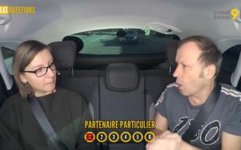 TAXI QUESTIONS – Course 98 avec Susanne Ramsauer de Miège