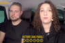 TAXI QUESTIONS – Course 90 avec Morgane et Mickaël Lione