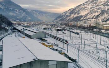 Transports: le trafic ferroviaire face au Covid-19
