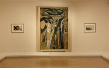 Fondation Gianadda: une œuvre magistrale de Sam Szafran offerte au musée
