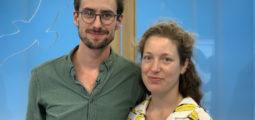 Badel & Sarbach, lauréats du Prix Manor 2019
