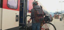 CFF: réservation pour les vélos, baisse de fréquentation et économies avec Alain Barbey