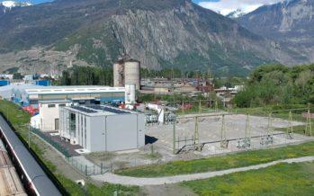 Électricité dans le Bas-Valais: 20'000 consommateurs peuvent compter sur les installations rénovées aux Vorziers à Martigny
