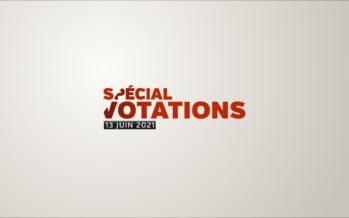 ÉMISSION SPÉCIALE VOTATIONS 2021: LES RÉSULTATS ET RÉACTIONS